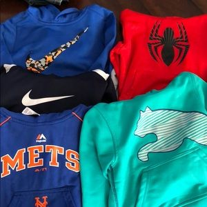 Other - Boys hoodies, just in time for winter!